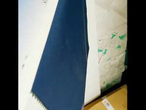 100% poliesterski flis dihtljivi pvc premazani vodootporni tkanin Pongee za vanjsku jaknu