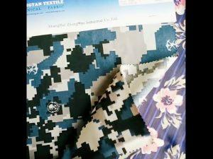 1000D najlonska korunda vodootporna maskirna tkanina