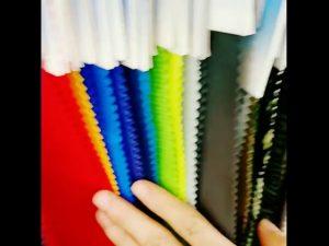 160D vodonepropusni 10000mm najlon taslan laminiran tricot obloga tkanine