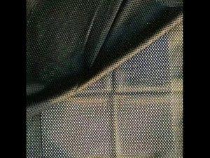 160gsm poliester tvrdi pleteni mrežasti materijal za vojni prsluk