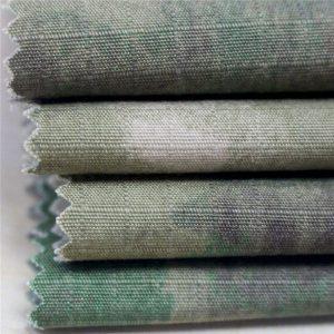 Antistatična vojna štampa Ripstop pamučna tkanina za vojnu odeću