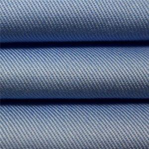 100% pamučna keper čipkasta tkana obojena uniforma radne odeće tkanine