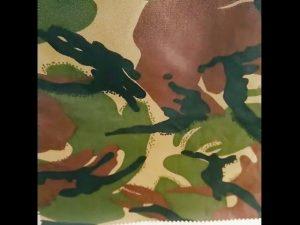 maskirni štampani vodootporni ripstop najlon oxford uniforme vojne tkanine