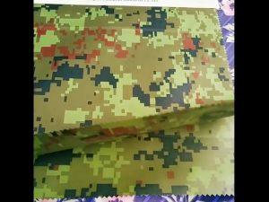Kina proizvođač veleprodaja maskirne embossed tkanine za oblaganje geotekstila za vanjsku tkaninu