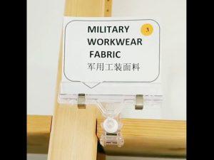 postaviti muške dodatke za digitalnu kamuflažnu tkaninu za vojnu jaknu